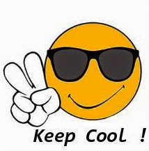 Hi ! Keep cool !