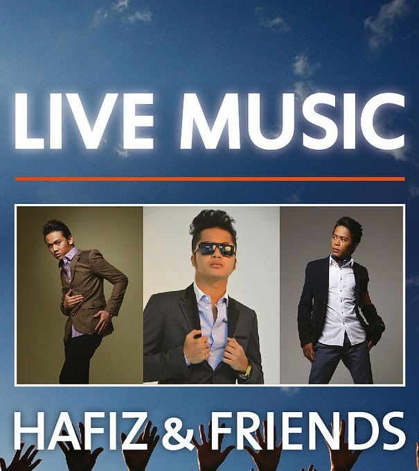 Hafiz And Friends Showcase (2015) - Full Konsert, Tonton Konsert, Tonton Hafiz and Friends Showcase, Konsert Online.