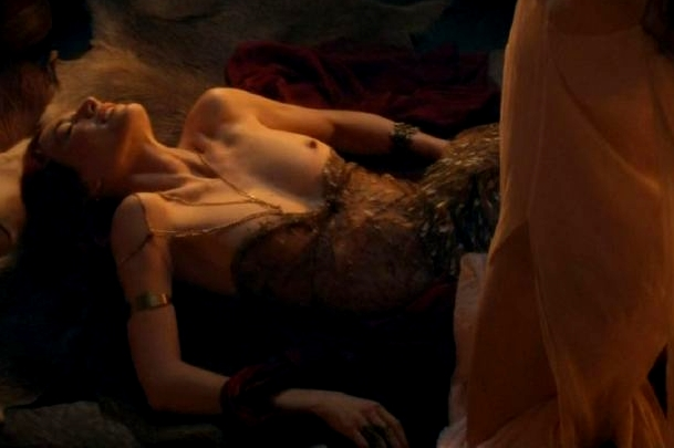 image Jaime murray juicy boobs in dexter scandalplanetcom