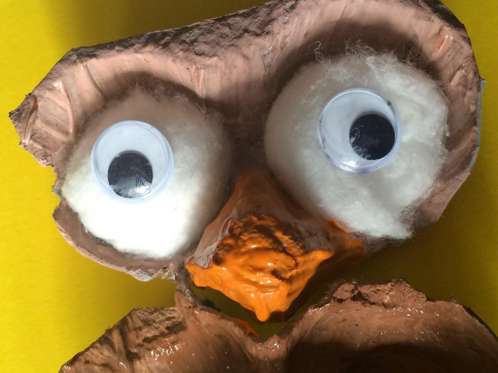 Googley eyes