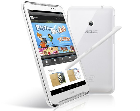 Svelato il nuovo Phablet Asus con display da 6 pollici in Full HD e processore Intel Atom dual core