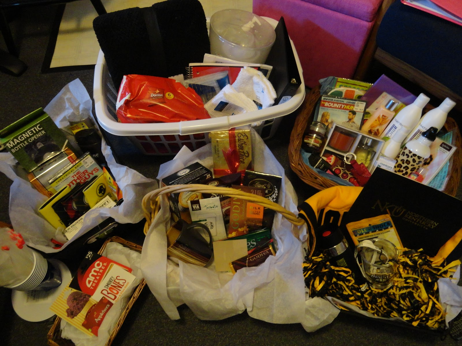 Grow and Enjoy: Fundraising Raffle Baskets