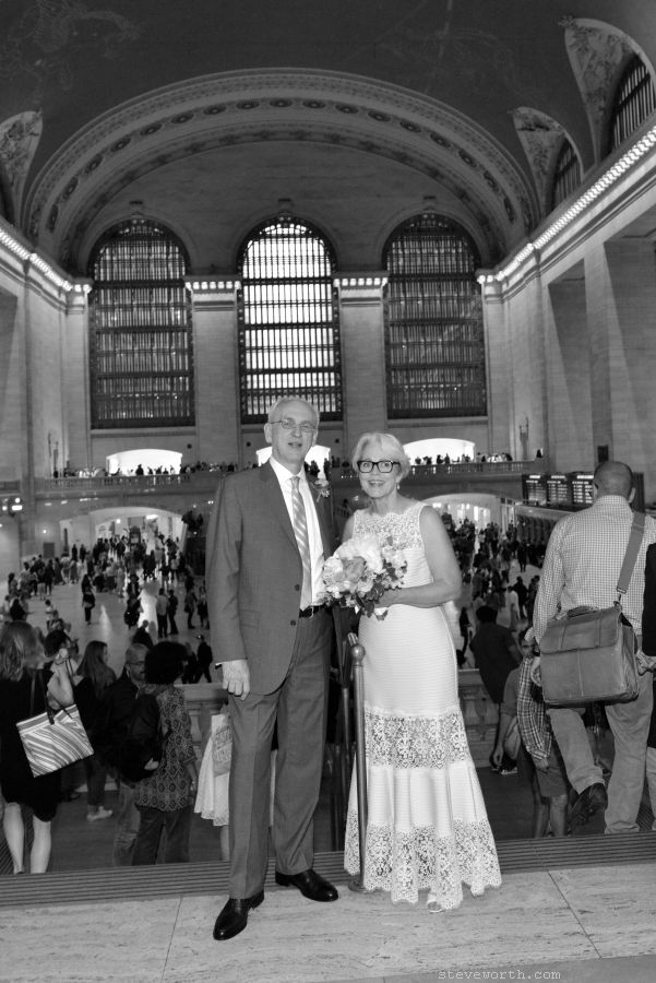 Full view Grand Central shooting East