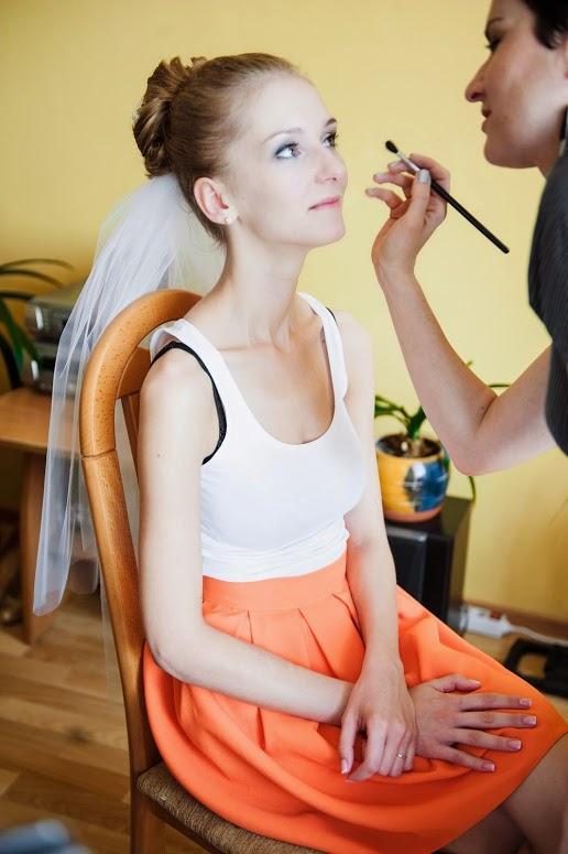 makijaż ślubny Jola Surmańska