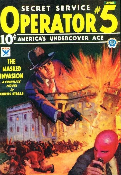 operator 5 masked invasion