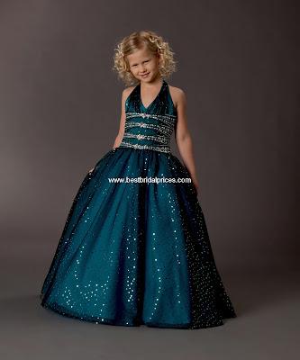 Tiffany Flower - Mädchenkleid - (Teil 3)