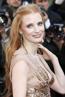 'Zero Dark Thirty' star Jessica Chastain found it 'scary' wearing Elizabeth Taylor's necklace