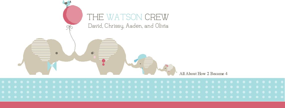 The Watson Crew