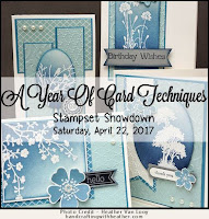 April Technique Blog Hop