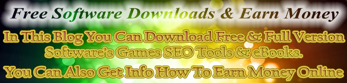 Free Software Downloads & Earn Money