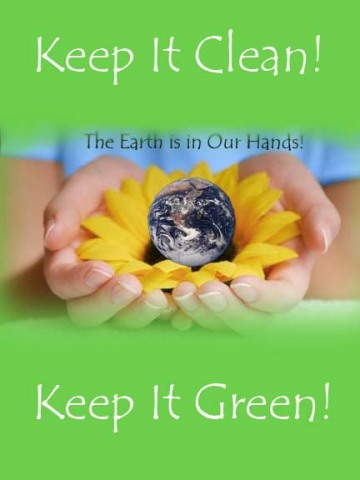 how to make our surroundings clean and green The green living movement encourages people to live in a more environmentally friendly way, and there are a number of different ways to go positive effects on the environment from going green   livestrongcom.
