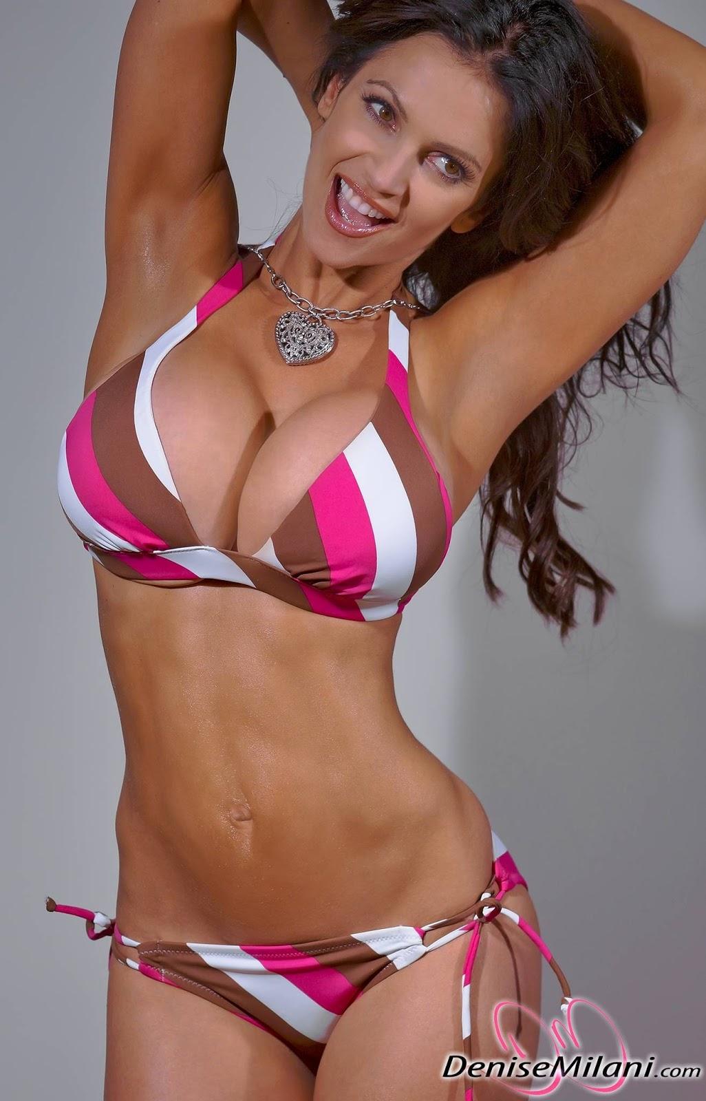 Denise Milani Archives: New Bikini