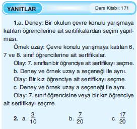 Oguzhocam: Sek yayınları 7.sınıf matematik ders kitabı sayfa 162