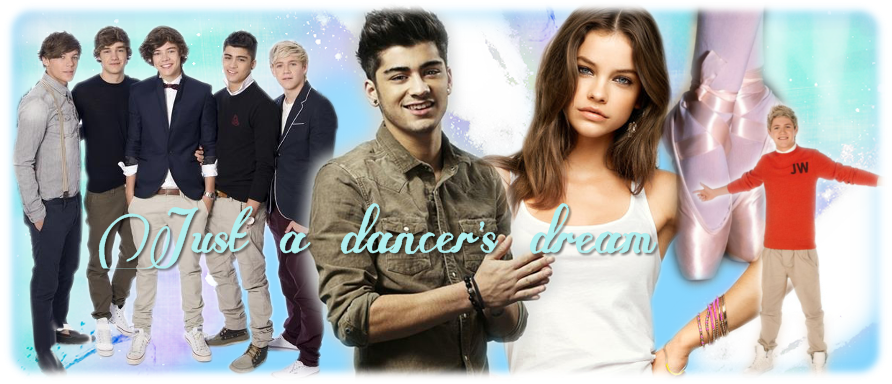 Just a dancer's dream.
