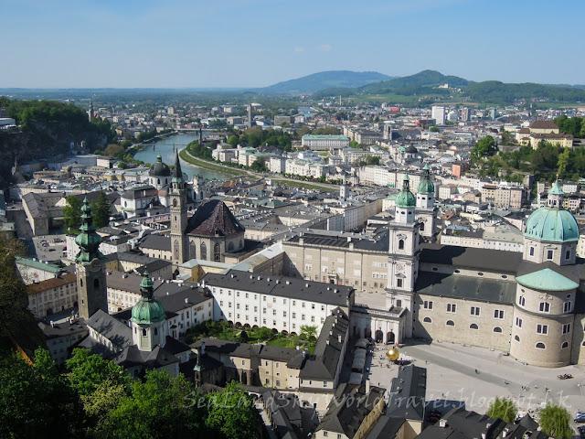 薩爾斯城堡, Salzburg castle, Festung Hohen Salzburg