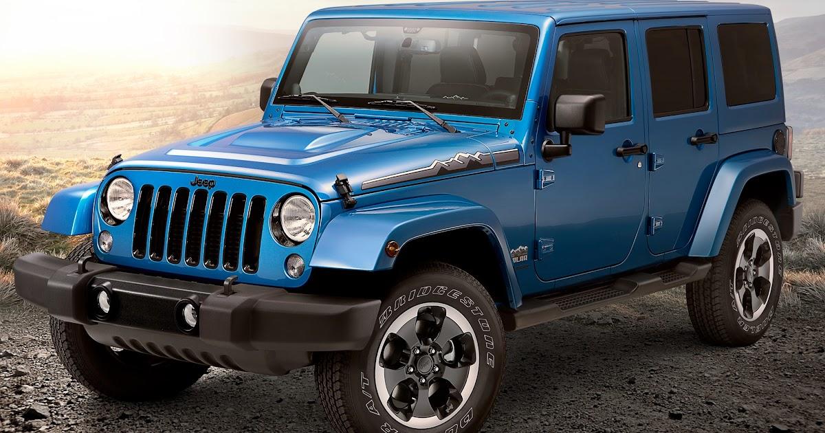 Rubicon4wheeler 2014 Jeep Wrangler Polar Edition