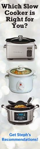 Slow Cookers!