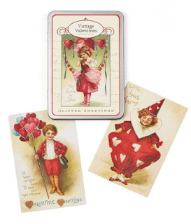 "alt=""vintage valentines day postcards"""
