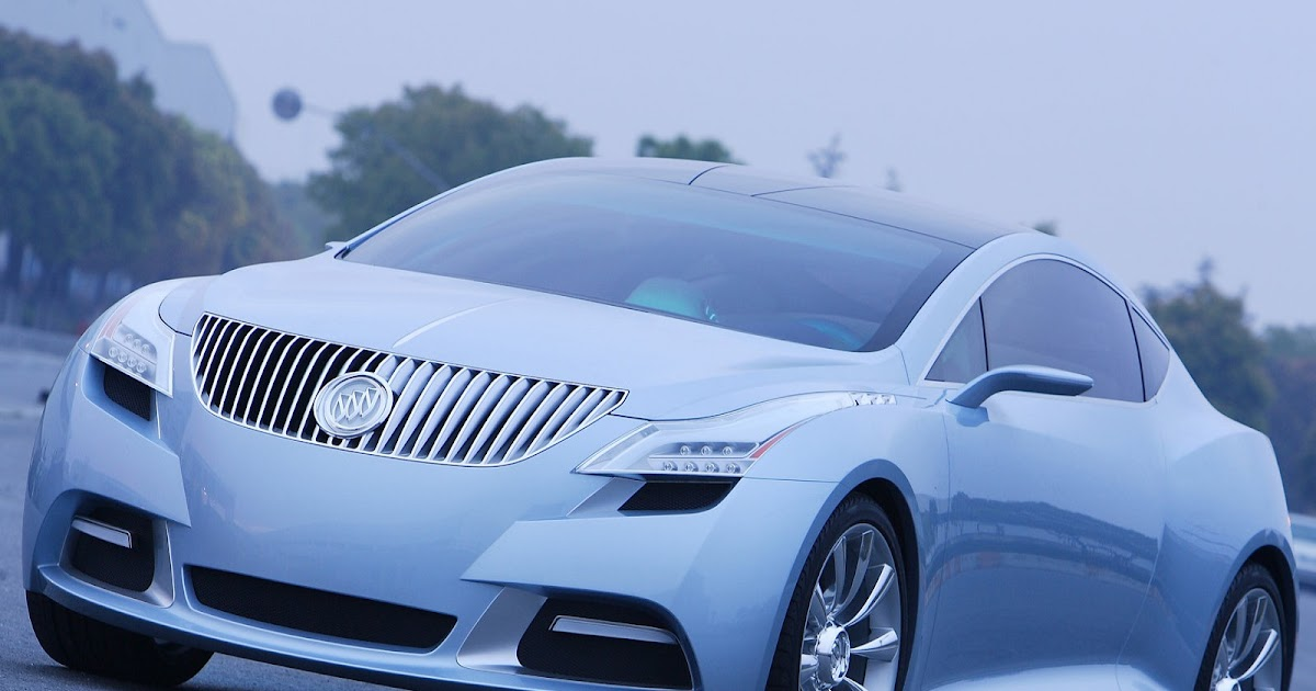Music Directory Buick Riviera Concept Coupe 2007