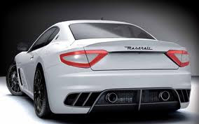 Lucky Car Maintenance: Maserati Car | Maserati GranTurismo MC Stradale