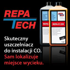 RepaTech - sam likwiduje nieszczelności