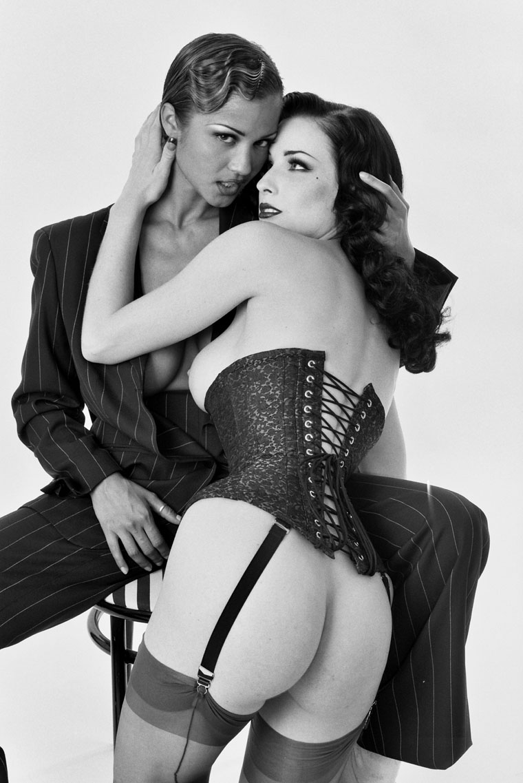 Dita von teese photo porno this