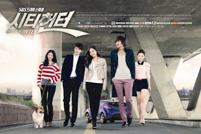 Sinopsis City Hunter Episode 1 - 20