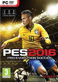 Pro Evolution Soccer 2016 Torrent PC DUBLADO EM PT BR