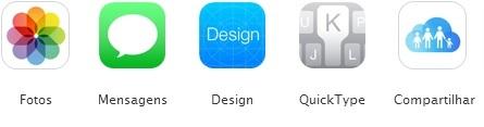 iOS 8 - Fotos, Mensagens, Design, QuickType e Compartilhar