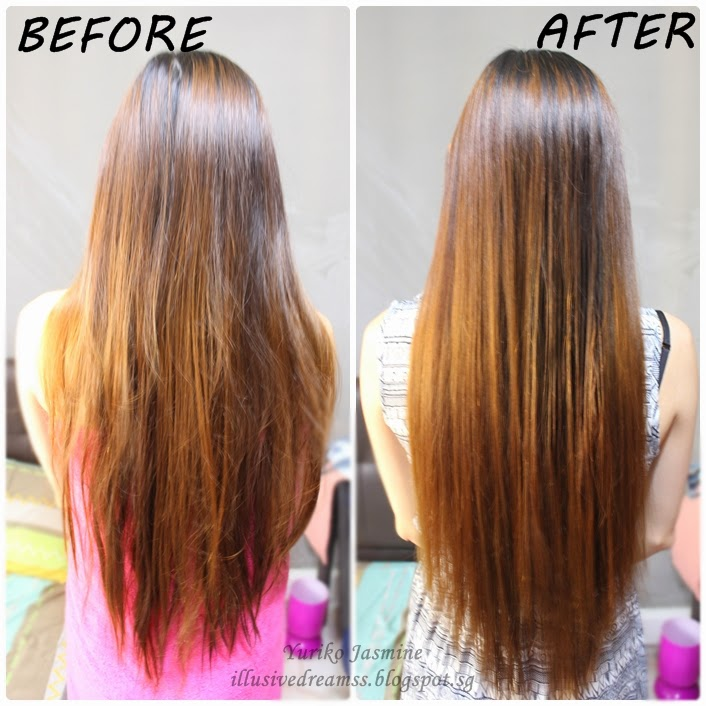 Yuriko S Illusive Dreamss Hair Care Review Relaunched