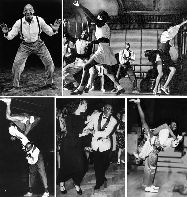 Sejarah Awal Tarian Lindy Hop di Amerika oleh Frankie Manning