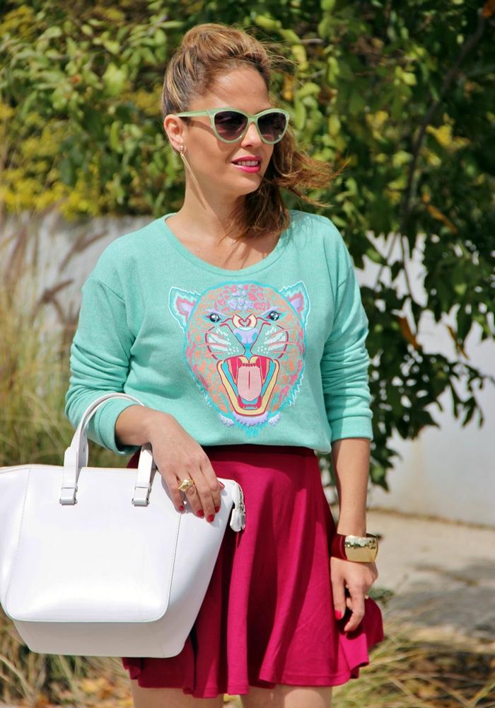 בלוג אופנה Vered'Style טייגר סטייל