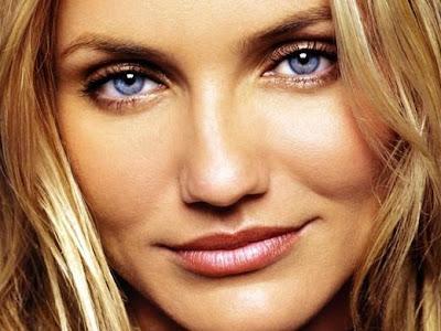 Cameron-Diaz-Beautiful-Eyes- نصائح لعيون جميلة كلها جاذبية