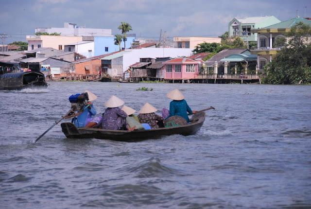 Can Tho, une province attrayante du delta du Mékong