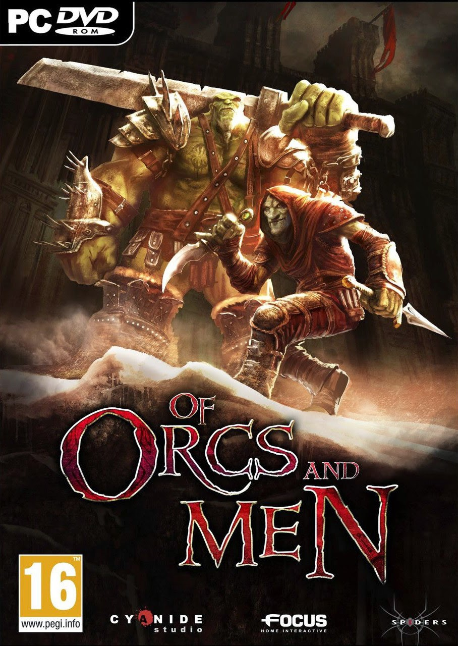 OF ORCS AND MEN, PC game