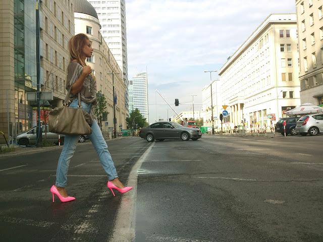 styliacja blog
