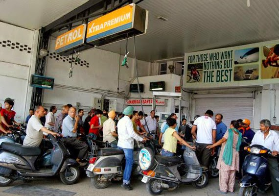 Petrol and Diesel prices will be down today : pinnacle financial services