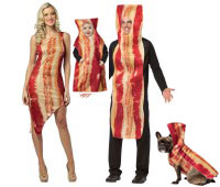 Bacon Costumes for Halloween