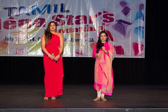 Namitha at Mega Star Kondattam Event