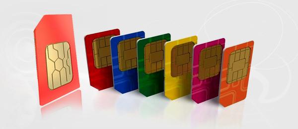 Ilustrasi SIM Card Perdana
