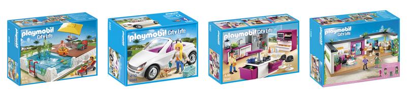 voici le cadeau de noel qui traverse des gnrations - Maison Moderne Playmobil