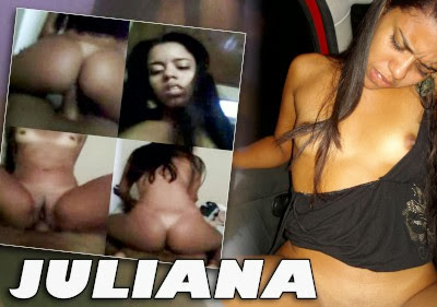 Caiu na Net – Juliana Morena