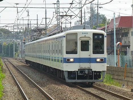 東武野田線 大宮行き 8000系8101F