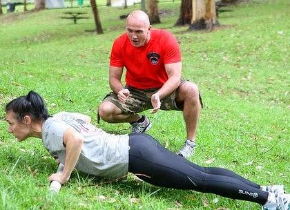 personal training bellevue wa