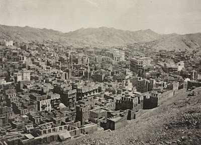Fotografías antiguas de La Meca
