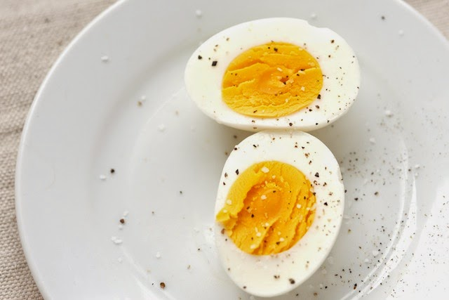 Boiled Eggs 11 Quick and Healthy Breakfast Idea - Fit and Fabulous Friday
