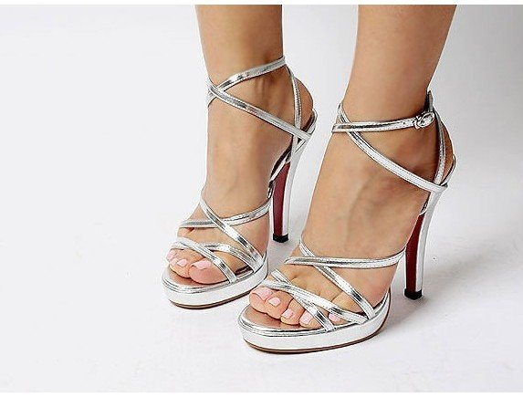 25 beautiful Women Shoes Silver – playzoa.com