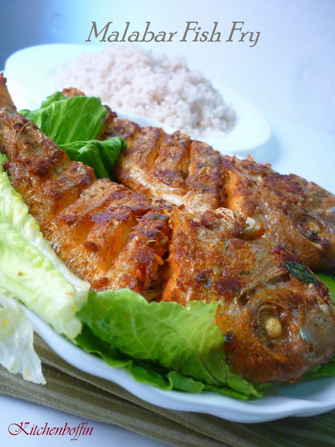 Kitchen boffin malabar spicy fish fry for Cliffords fish fry