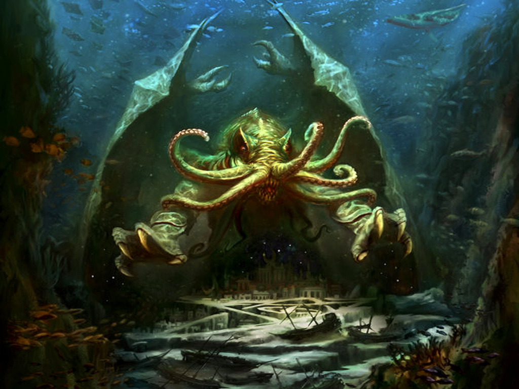 gallery for hp lovecraft wallpaper