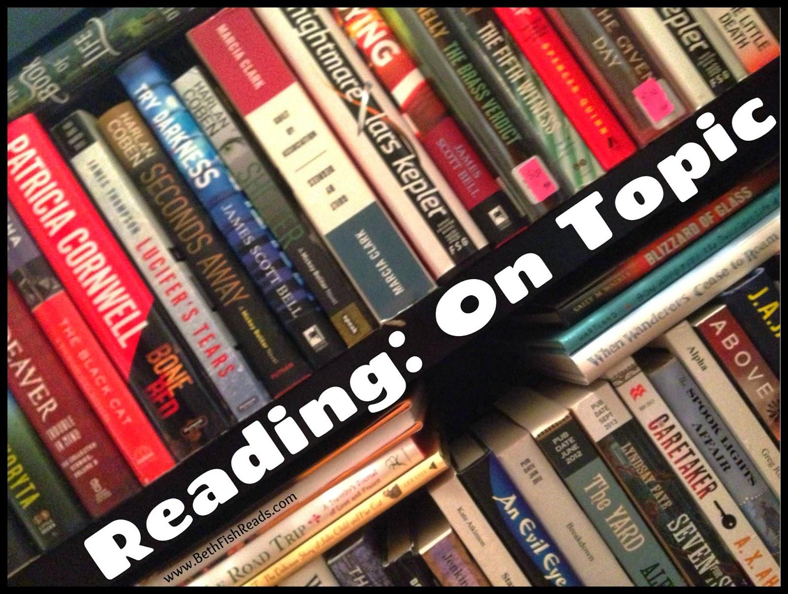 Reading on Topic: Music @ BethFishReads.com